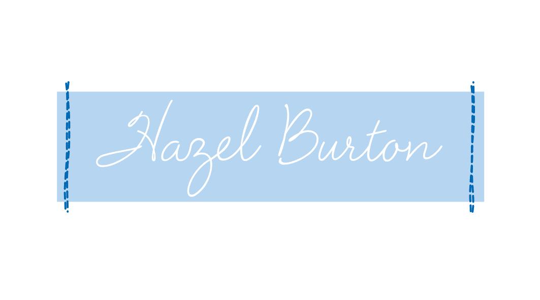 Hazel Burton Logo