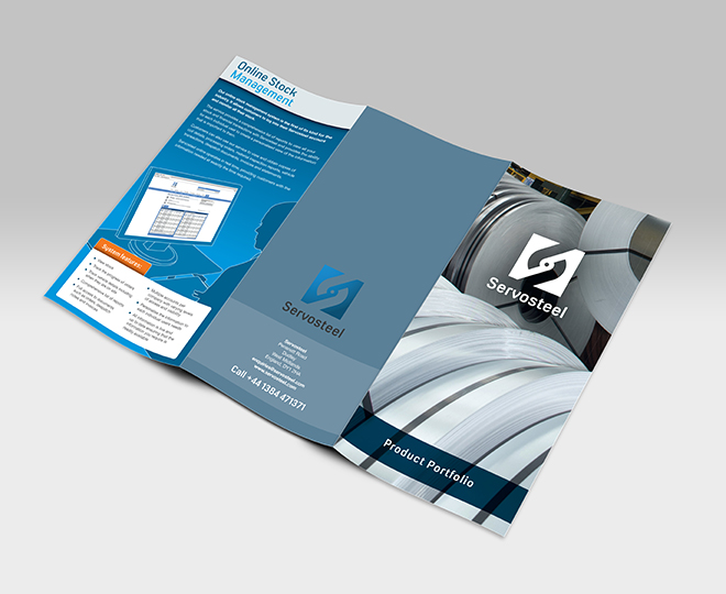 Brochure For Servosteel