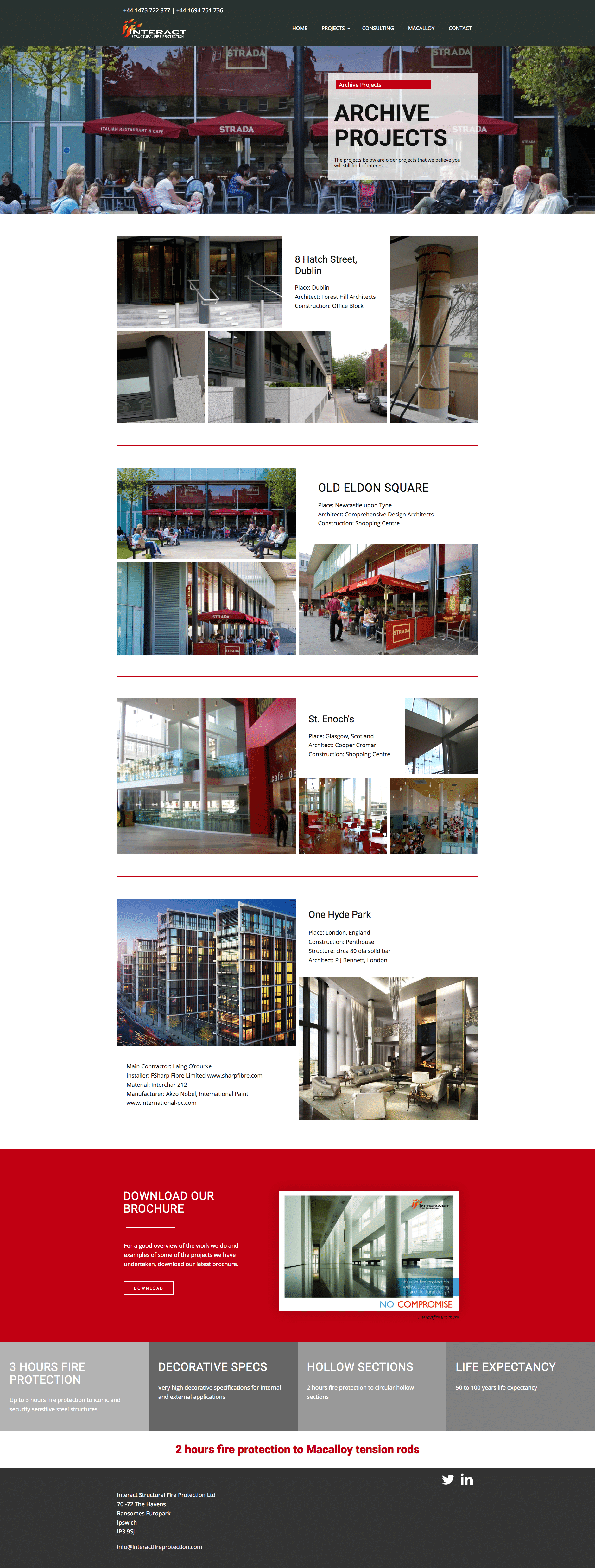Archive-Projects – interactfireprotection.com