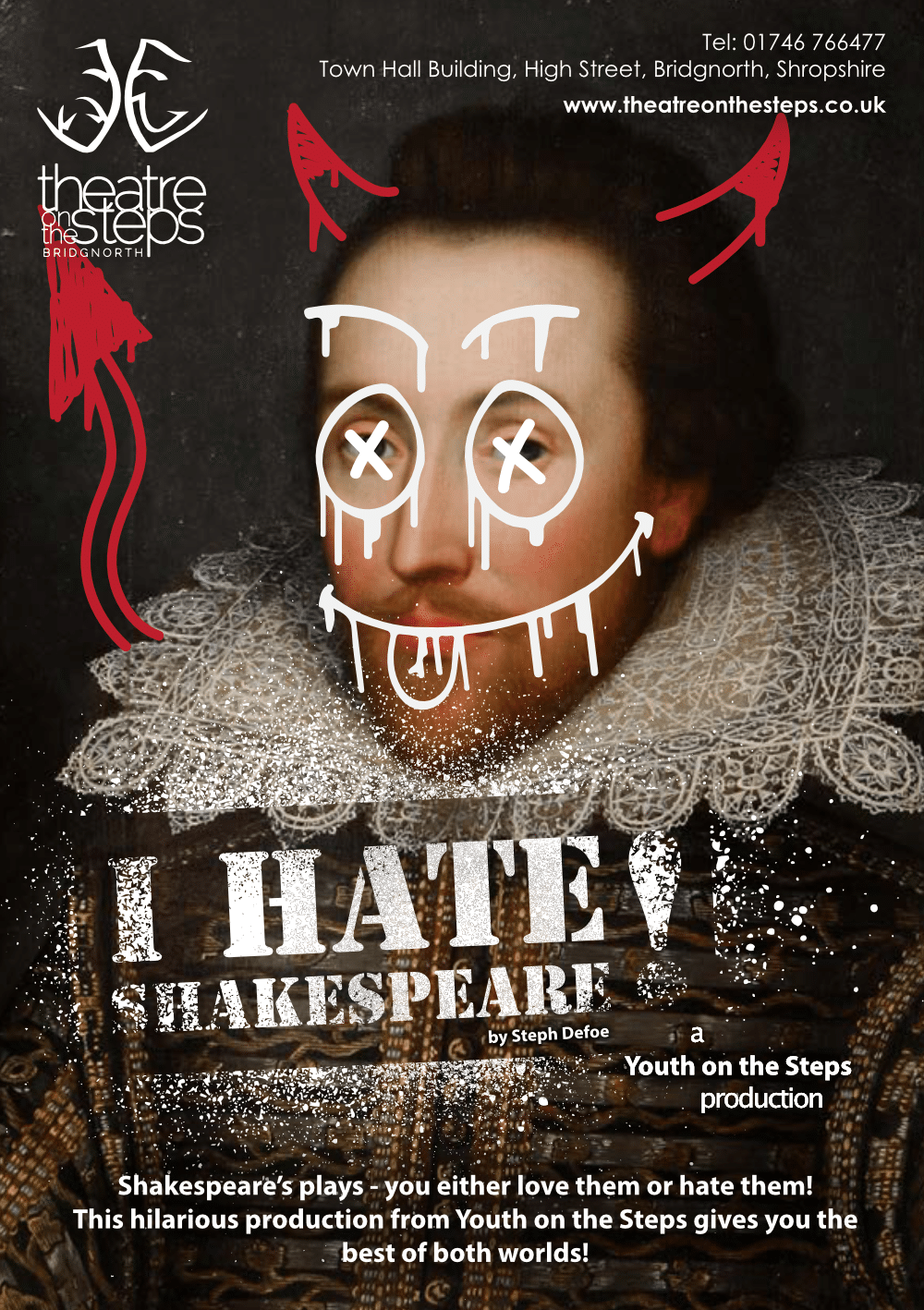 I Hate Shakespeare-small