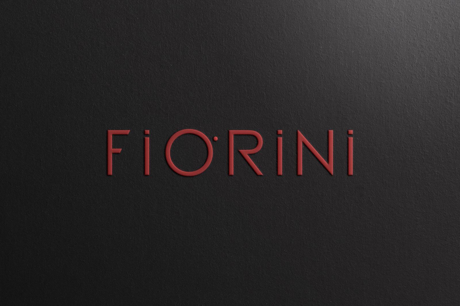 Fiorini-embossed